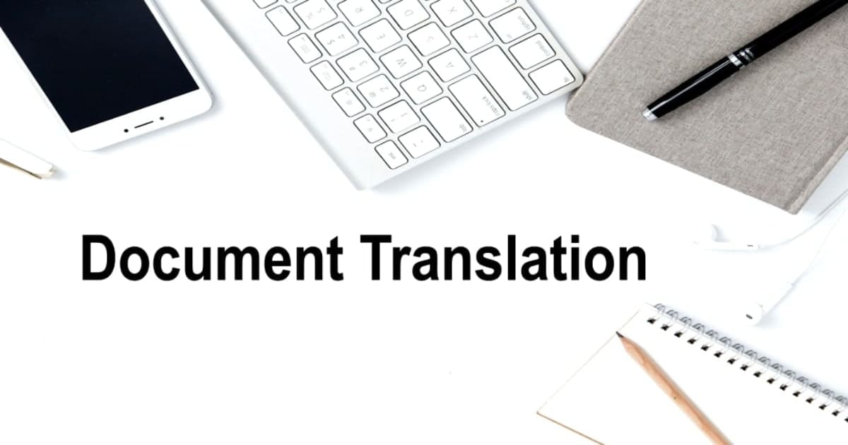 Plan for Document Translation Services in the Right Way